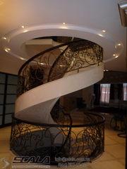 Виготовлення сходів на замовлення компании Skala