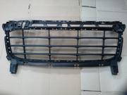 Решетка радиатора Turbo GTS на Porsche Caenne.