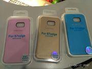 Пластиковая Soft Touch накладка Motomo  iPhone 4 5 6 7 Samsung J1