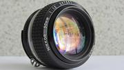 ПРОДАМ МЕГАСВЕТОСИЛЬНЫЙ ОБЪЕКТИВ Nikon NIKKOR 50mm f 1.2 AIS №297591  на Nikon.НОВЫЙ !!!