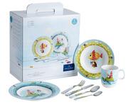 Детская посуда Villeroy & Boch коллекция Chewy around the world гарант
