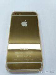 Чехол зеркальный на iPhone 5 iPhone 6 силиконовый Подбор аксессуаров,