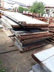Продам ворота металлические разных размеров бу
