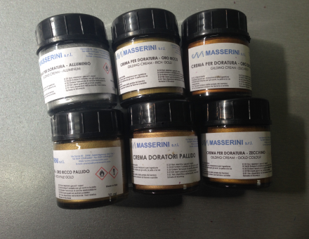 MASSERINI Crem wax 30ml