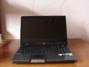 Продам по запчастям ноутбук MSI CX600 (разборка и установка).