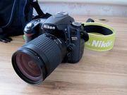 Nikon D80 с Zoom-Nikkor 28-100mm f/3.5-5.6G AF