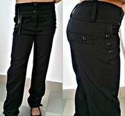 Школьные зимние брюки для девочки р.146 по оптовой цене