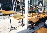 Распродажа мебель б/у после закрытия кафе,  диваны б/у,  столы б/у,  стул