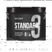 Краска Kolorit Standart 3 колорит стандарт 3