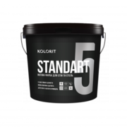 Краска Kolorit Standart 5 колорит стандарт 5