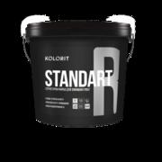 Структурная краска Kolorit Standart R колорит стандарт Р