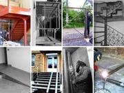 Изготовим и смонтируем металлоконструкции Киев.