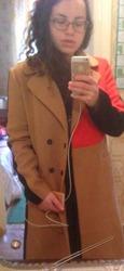 Продам пальто одевалось 2 раза