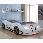 Детская кровать в виде автомобиля Extra turbo power