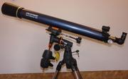 Продаю Телескоп Celestron AstroMaster 90 EQ
