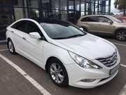Hyundai Sonata,  2.4л,  2012 год