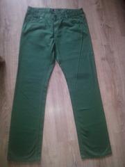 джинсы мужские зеленые фирменныефирменные kyiv.