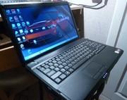 Игровой ноутбук Lenovo G555 (коробка,  документы).