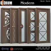 Межкомнатные двери от компании DORUM