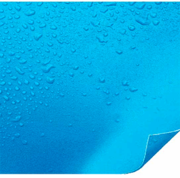 ПВХ мембрана для гидроизоляции бассейнов синего цвета