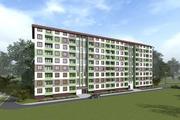 Однокомнатные квартиры в Обухове цена 13800$,  квартира в новостройке О
