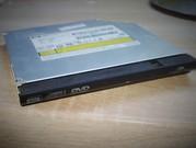 DVD привод для ноутбука.