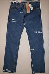 Классные мужские джинсы  Levi's (Ливайс) 505. Новые,  оригинал из США. W31/L32