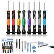 Набор инструментов для ремонта сотовых телефонов 2811. набор отверток