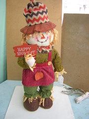 Кукла декоративная в национальной одежде  «счастливый урожай»