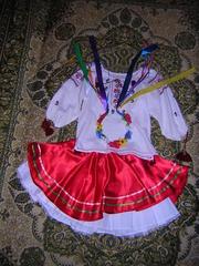 Наряд для девочки детсадовского возраста. (3-6 лет)