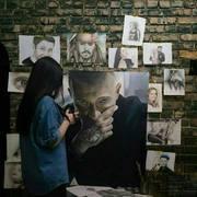 Картины ,  портреты , рисунки