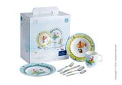 Набор детской посуды коллекции Chewy around the world от «Villeroy & B