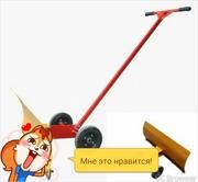 Снегоуборочный отвал( лопата) ручная