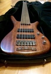 Продам срочно бас-гитару Warwick Corvette Standard Bubinga 6