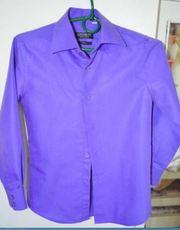 Рубашка красивого фиолетового цвета Advokat