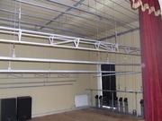 Механика сцены и оборудование для залов.