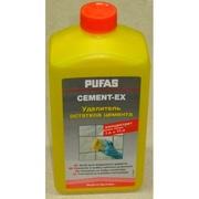 Удалитель остатков цемента Pufas Cement-EX