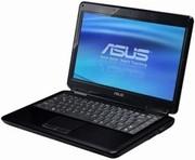 По запчастям ноутбук Asus K40AB (разборка).