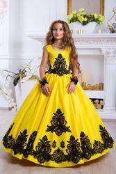 Прокат детских бальных,  нарядных платьев для выпуска,  киев - Троещина