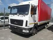 Новый грузовой автомобиль  MA3-4371N2-521-030 Зубренок 4 тонны тент
