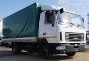 Новый МАЗ-4371N2-532-000 Зубренок 5 тонн тент
