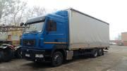 Новый грузовой автомобиль МАЗ-6310Е9-522-031