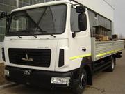 Новый грузовой автомобиль МАЗ-4371N2-528-030 Зубренок