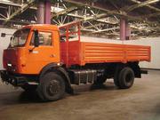 Новый бортовой автомобиль КАМАЗ-43253-014-96 Без тента. В наличии.