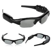 Солнцезащитные умные очки с цифровой НD камерой видео регистратор