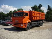 Новый самосвал зерновоз КамАЗ-45144-6091-48 колхозник 15 тонн,  19 м3