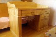 Мебель из дерева на заказ по индивидуальным размерам с доставкой