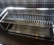 СКИДКИ Полка сушка для посуды и чашек 1 м  новая