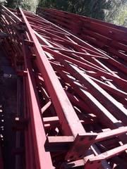 Продам металлические фермы 18 м