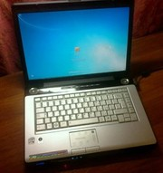 Мощный ноутбук Toshiba Satellite A200 (танки,  дота).